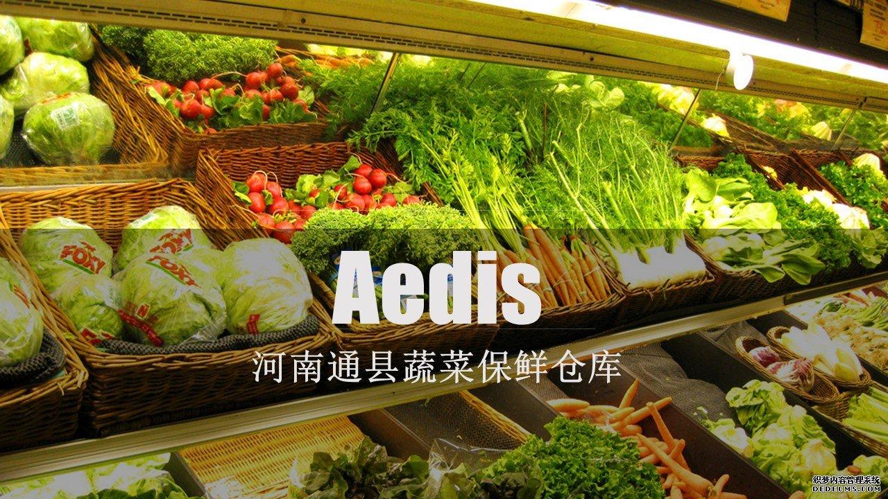 <b>河南蔬菜保鲜库项目</b>