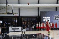<b>北京世贸天阶篮球展览馆项目</b>
